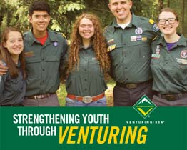 Strengthening Youth Through Venturing